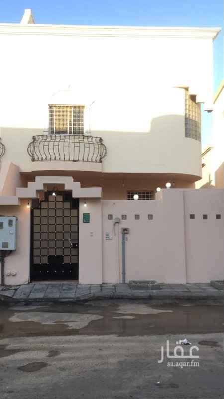 فيلا للإيجار في شارع عبدالله المالفي ، حي المرجان ، جدة ، جدة