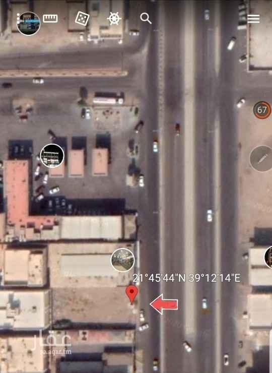 أرض للإيجار في حي الحمدانية ، جدة ، جدة