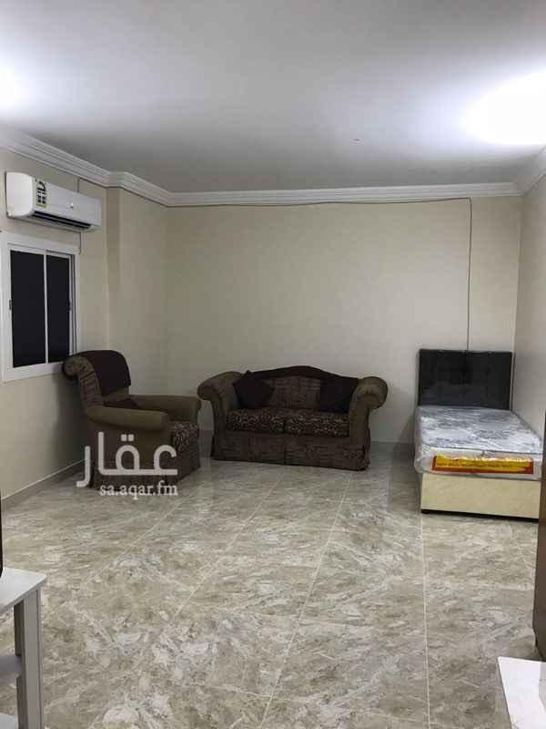 غرفة للإيجار في شارع قيس ابو حبيره ، حي النزهة ، جدة ، جدة