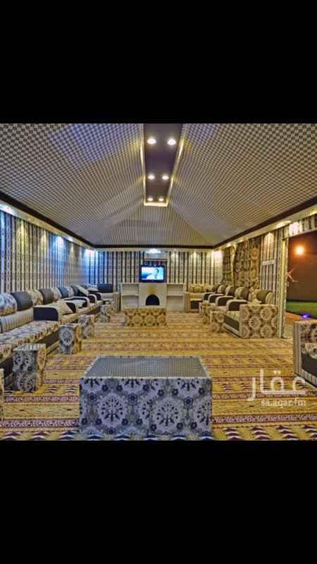 استراحة للإيجار في حي مطار الملك خالد ، الرياض
