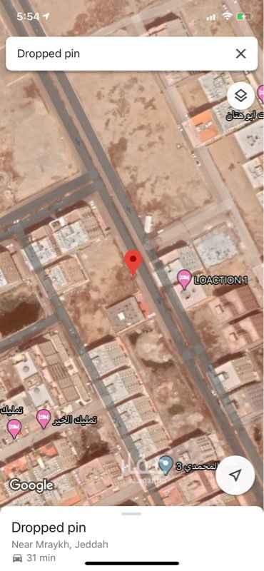 أرض للبيع في جدة ، حي مريخ ، جدة