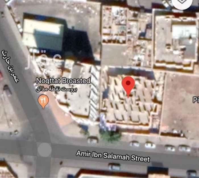 بيت للإيجار في شارع عامر بن سلمة ، حي العريض ، المدينة المنورة