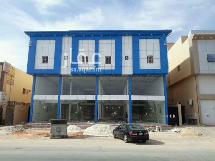 عمارة للإيجار في شارع سبا ، حي النسيم الشرقي ، الرياض