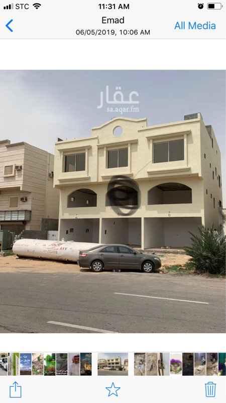 عمارة للإيجار في شارع عباس مالكي ، حي الجسر ، الخبر