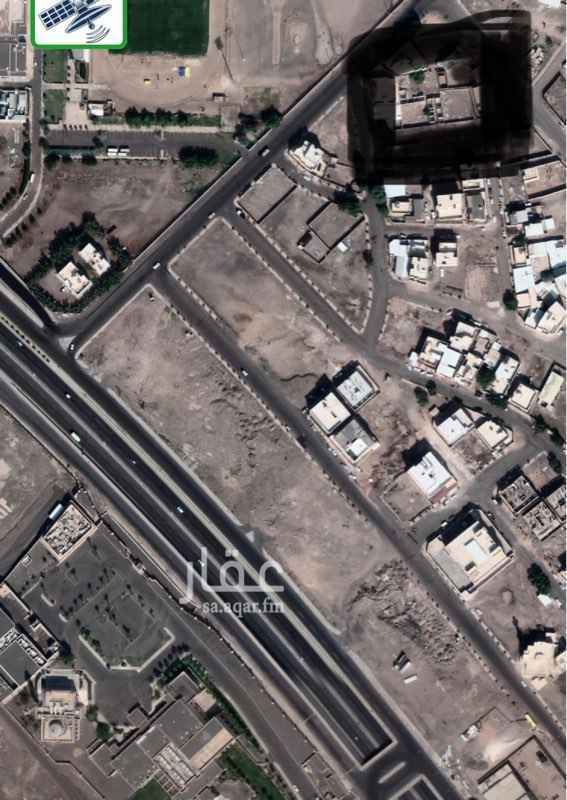أرض للبيع في شارع عثمان الجمحى, النخيل, المدينة المنورة