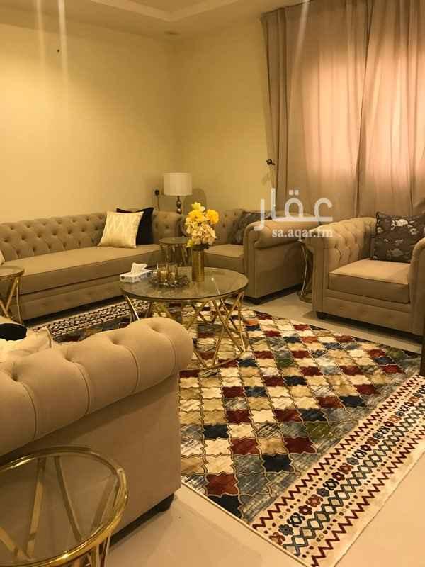شقة مفروشة في شارع ارجوان ، حي الملقا ، الرياض ، الرياض