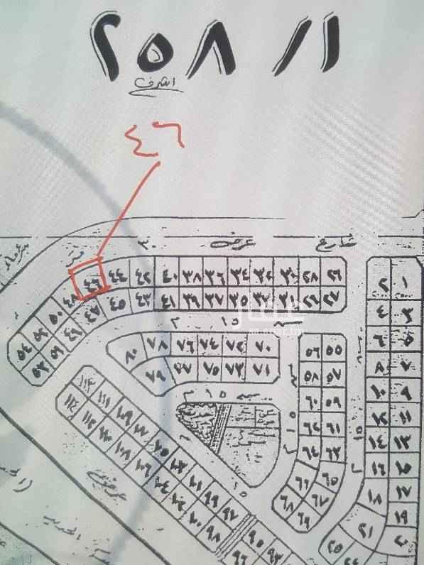 أرض للبيع في شارع جندل بن المثنى ، حي المنار ، الدمام