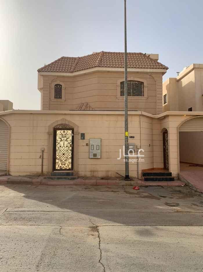 دور للإيجار في شارع سلمة العدوي ، حي الزهرة ، الرياض ، الرياض