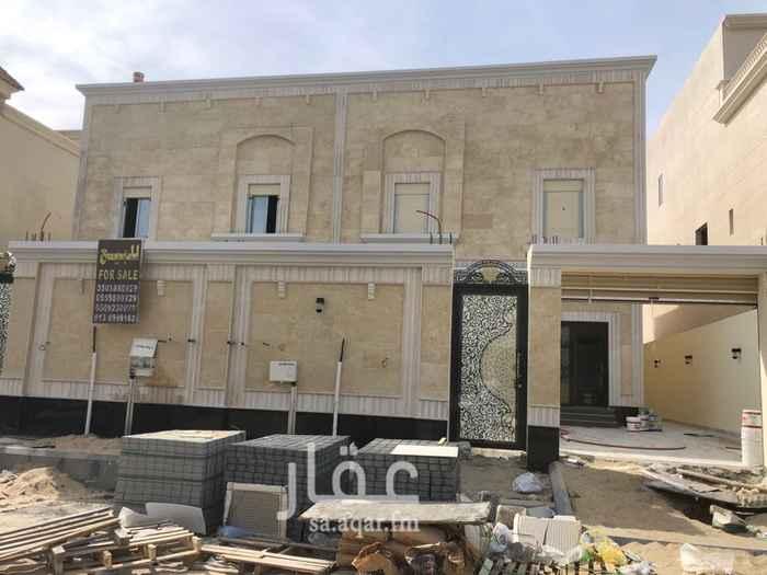 فيلا للبيع في شارع اسماعيل بن ابي حكيم ، حي الخزامى ، الخبر