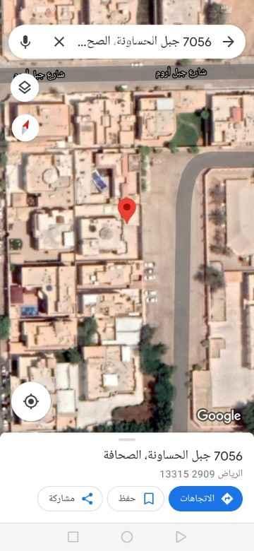 أرض للبيع في شارع وادي الجليل ، حي الصحافة ، الرياض ، الرياض