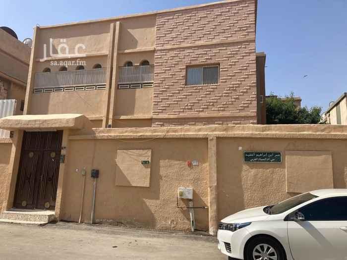 دور للإيجار في شارع ابن ابراهيم الفقيه ، حي أم الحمام الغربي ، الرياض ، الرياض