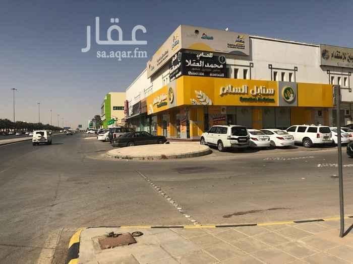 مكتب تجاري للإيجار في الطريق الدائري الشرقي الفرعي ، حي الروضة ، الرياض ، الرياض
