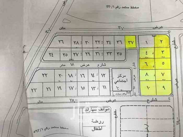 أرض للبيع في حي الدوحة الجنوبية ، الظهران