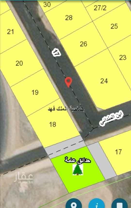 أرض للبيع في شارع المعارض ، ضاحية الملك فهد ، الدمام ، الدمام