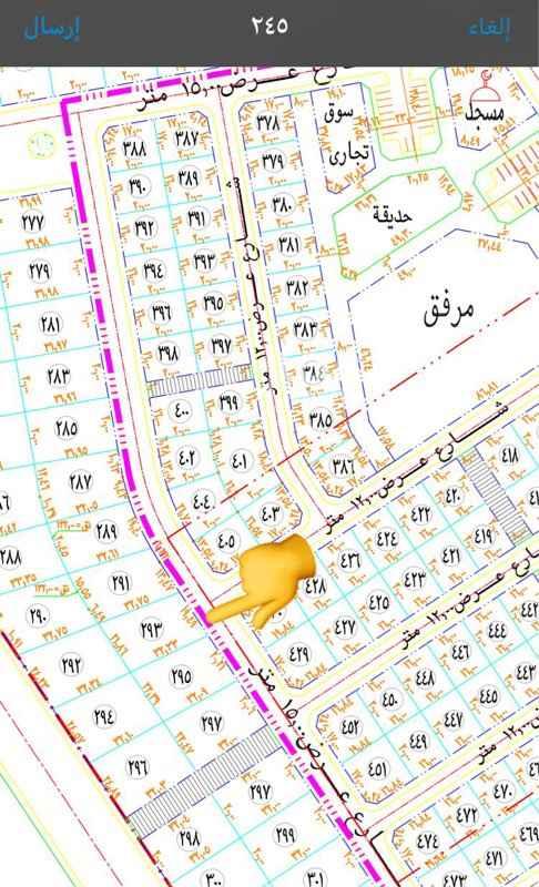 أرض للبيع في حي السويس ، جازان ، جزان