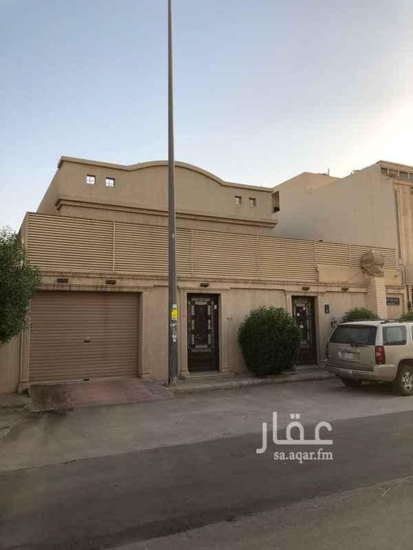 فيلا للبيع في شارع وادي الحشة ، حي بدر ، الرياض ، الرياض