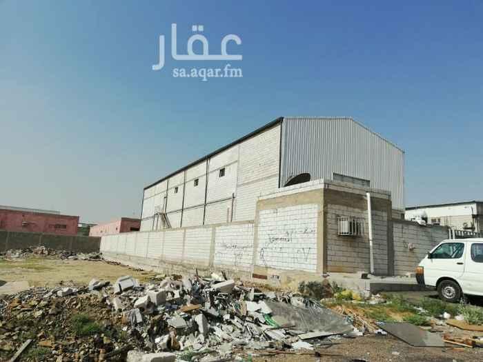 مستودع للإيجار في شارع فلسطين ، حي الواحة ، جدة