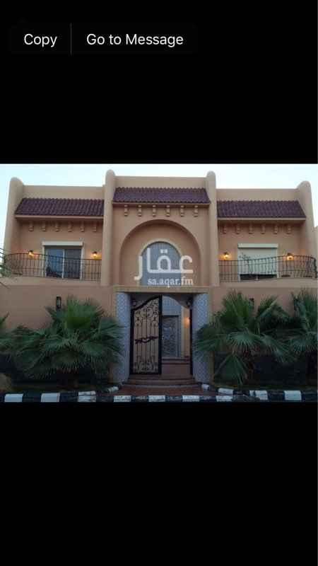 فيلا للإيجار في شارع عبدالله بن زيد ، حي الملك عبدالله ، الرياض
