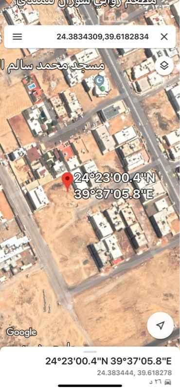 أرض للبيع في شارع عروة البزاز ، حي شوران ، المدينة المنورة ، المدينة المنورة
