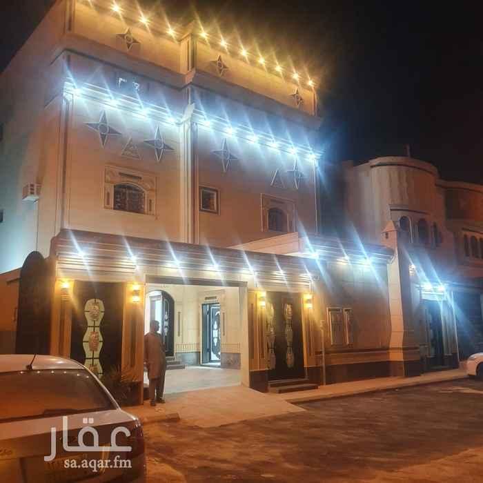فيلا للبيع في شارع محمد بن القزاز ، حي الجنادرية ، الرياض