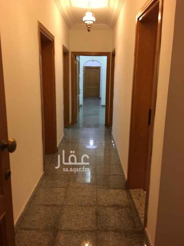 شقة للإيجار في شارع الاقصر ، حي الحمراء ، جدة