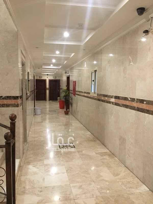 شقة للإيجار في شارع محي الدين ناظر ، حي الحمراء ، جدة