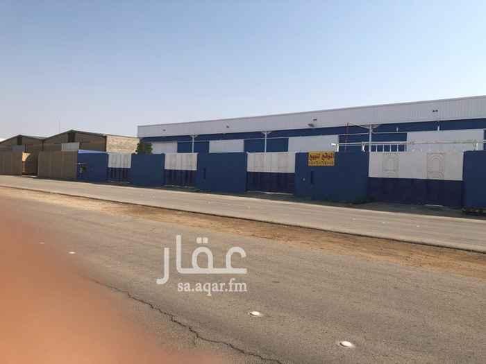 مستودع للإيجار في شارع سليمان بن ثمامة ، حي المروة ، الرياض ، الرياض