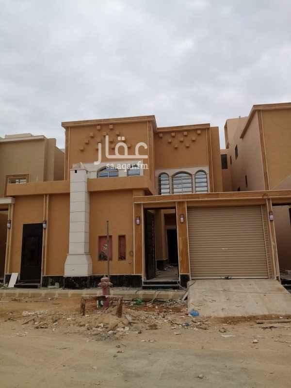 فيلا للبيع في شارع الخليفة المأمون ، حي عكاظ ، الرياض