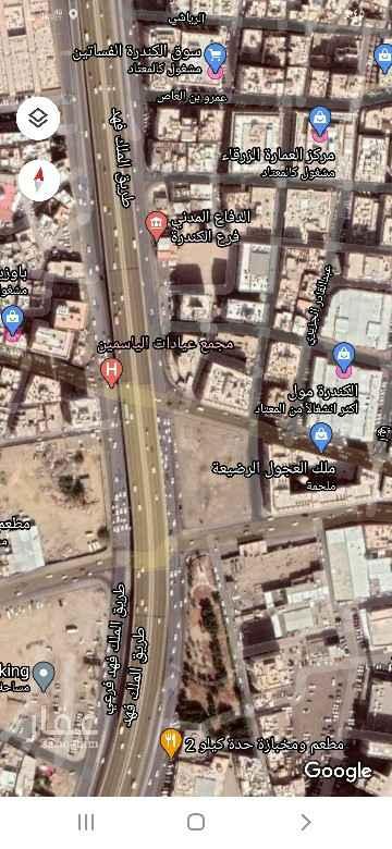 عمارة للإيجار في طريق الملك فهد ، حي الكندرة ، جدة ، جدة