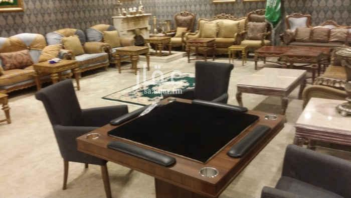 استراحة للإيجار في طريق الأمير محمد بن سلمان بن عبدالعزيز ، حي الربيع ، الرياض ، الرياض