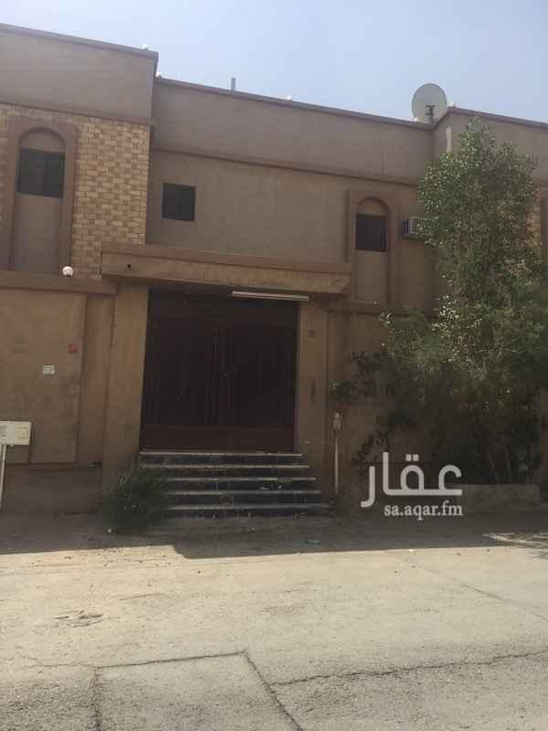 فيلا للبيع في شارع ابي الحسن الماموني, العريجاء الوسطى, الرياض
