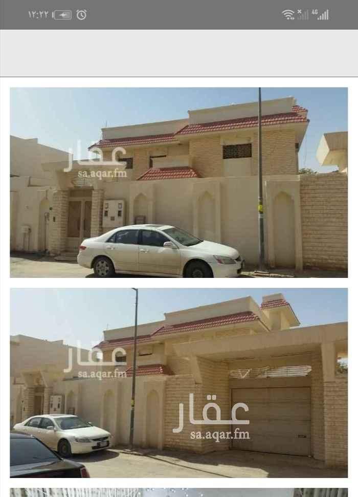فيلا للبيع في شارع السليمي ، حي الملك فهد ، الرياض ، الرياض