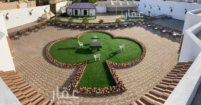 استراحة للبيع في شارع دينار الحجام ، حي الرمال ، الرياض ، الرياض