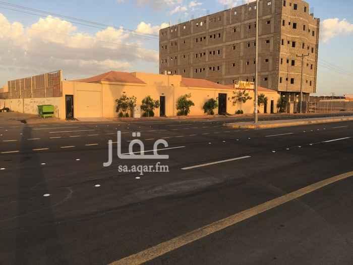 استراحة للبيع في طريق الملك عبدالعزيز, حائل