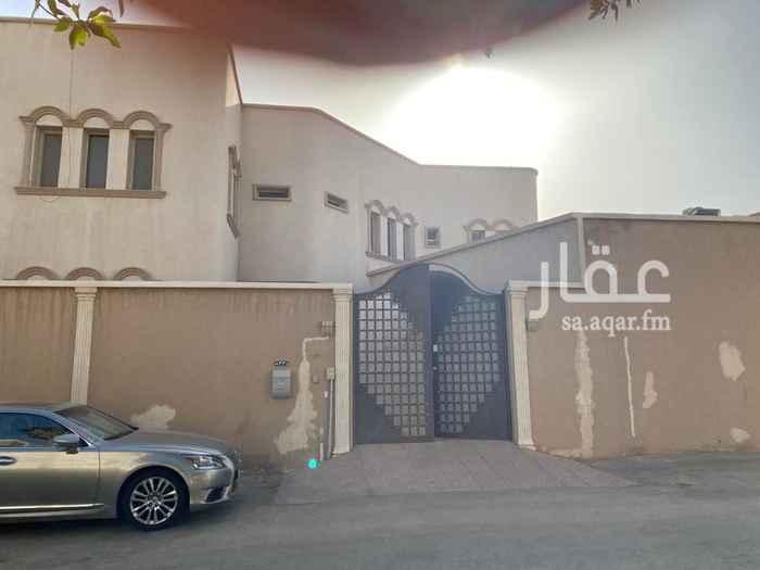 فيلا للبيع في شارع سعيد بن عثمان ، حي الواحة ، الرياض ، الرياض