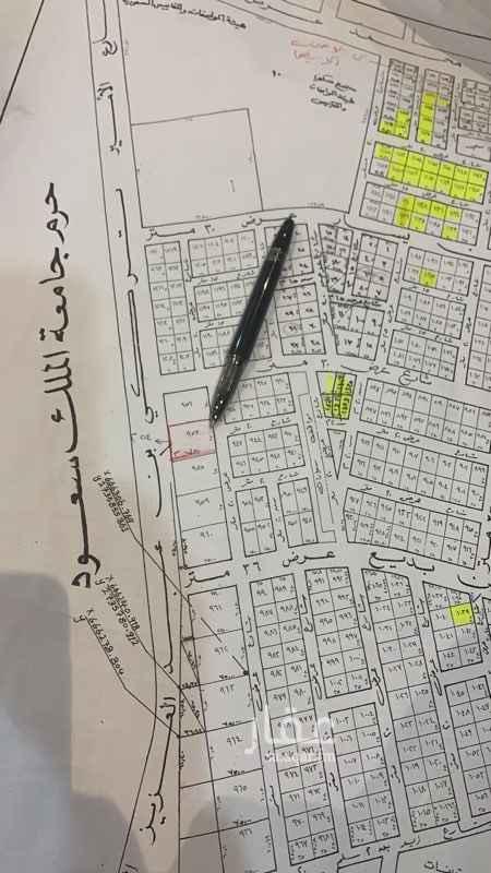 أرض للبيع في طريق الأمير تركي بن عبدالعزيز الأول ، حي المحمدية ، الرياض