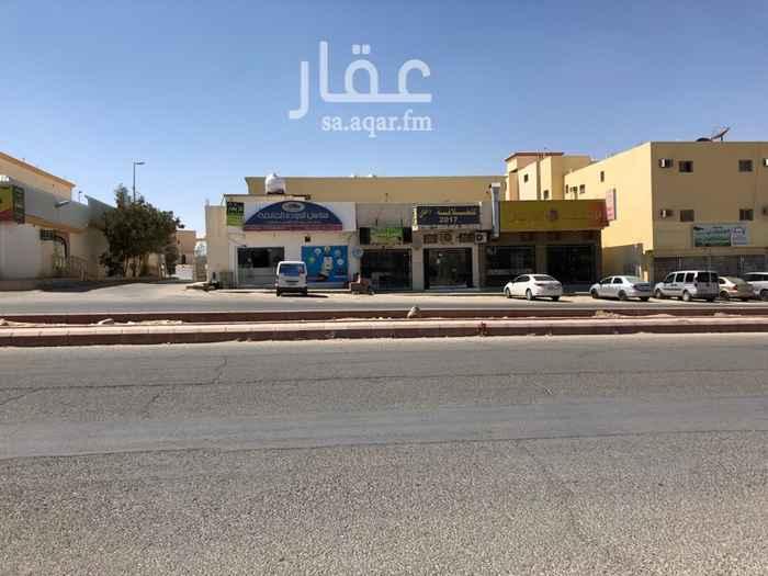 محل للإيجار في شارع عبدالرحمن بن عوف ، حي مشرف ، الخرج