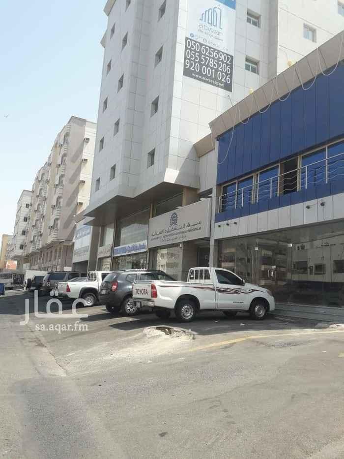 محل للإيجار في شارع الصحافه ، حي العزيزية ، جدة