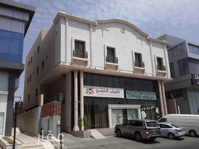 مكتب تجاري للإيجار في طريق الامير سلطان ، حي البساتين ، جدة
