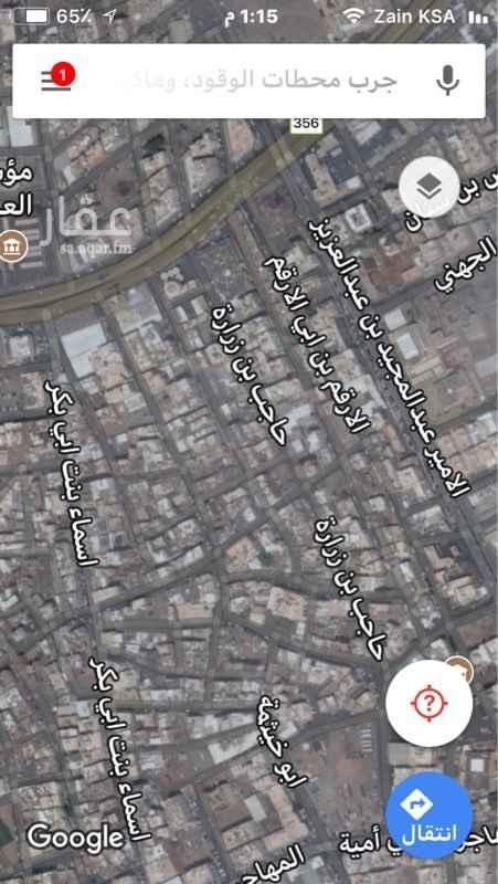 أرض للبيع في شارع حاجب بن زرارة, بني معاوية, المدينة المنورة
