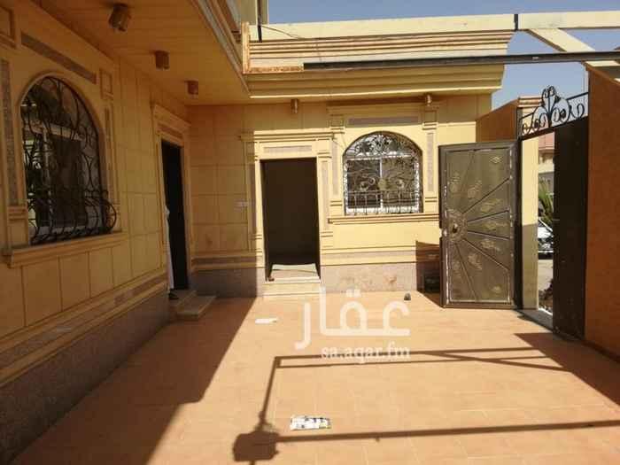 دور للإيجار في شارع الوسط ، حي اليرموك ، الرياض