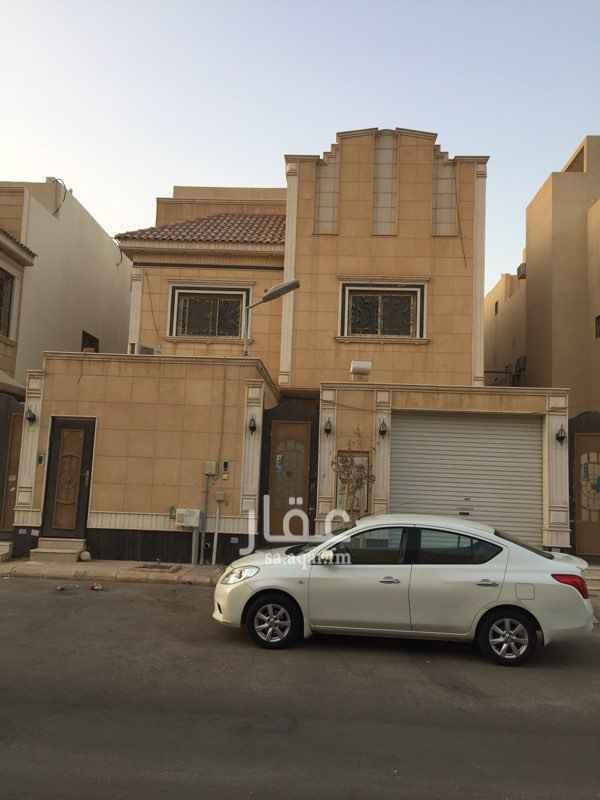 فيلا للإيجار في شارع احمد بن زهير ، حي اشبيلية ، الرياض