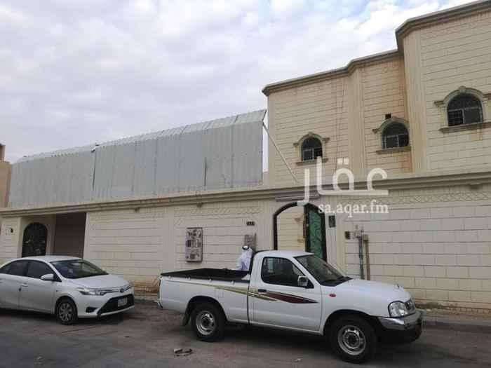 دور للإيجار في شارع المروج ، حي اليرموك ، الرياض