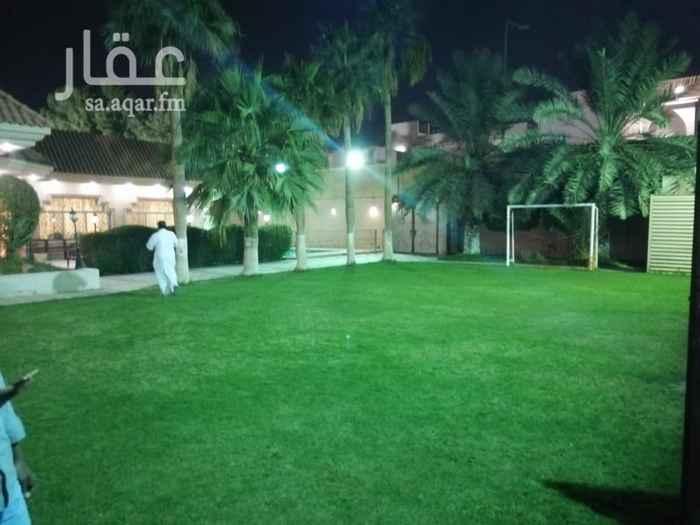 استراحة للبيع في شارع الصحابة ، حي اليرموك ، الرياض ، الرياض