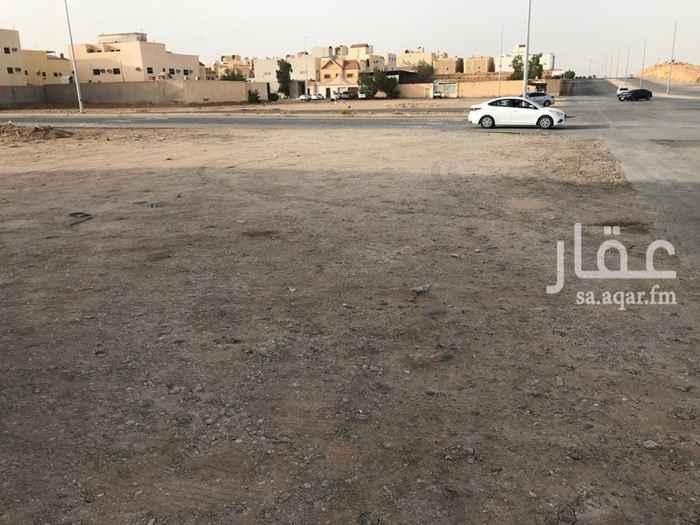 أرض للإيجار في الرياض ، حي عكاظ ، الرياض