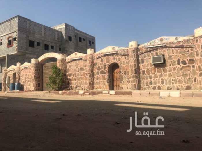 استراحة للبيع في شارع عبدالله البهى ، حي الملك فهد ، المدينة المنورة