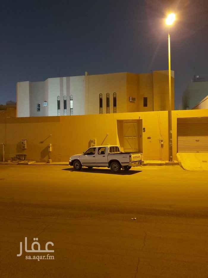 فيلا للإيجار في شارع شاكر بن ابي بكر ، حي الملك فيصل ، الرياض ، الرياض