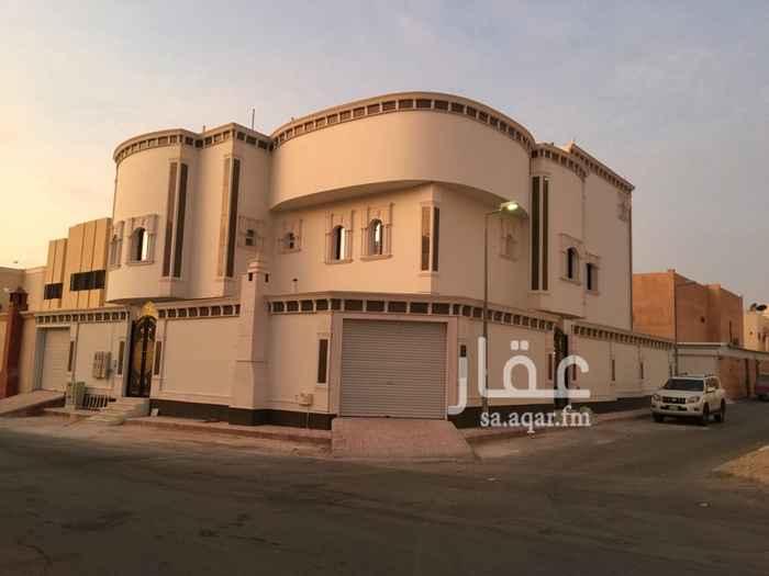 فيلا للبيع في شارع شقير ، حي العريجاء الغربية ، الرياض