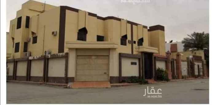فيلا للبيع في شارع الذروة ، حي الورود ، الرياض ، الرياض