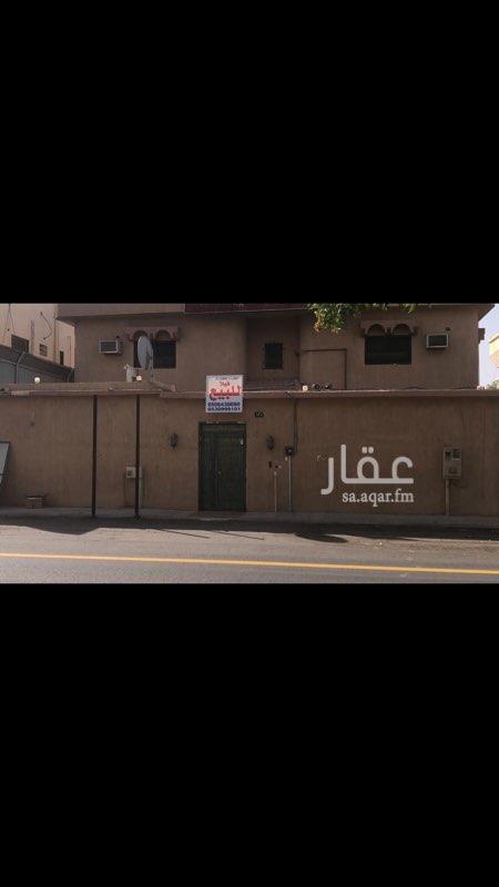 فيلا للإيجار في شارع الأمير مشهور بن عبدالعزيز ، حي المرسلات ، الرياض ، الرياض